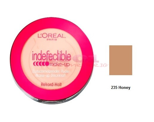Loreal Infallible Compact Make Up Fond De Ten Pudr