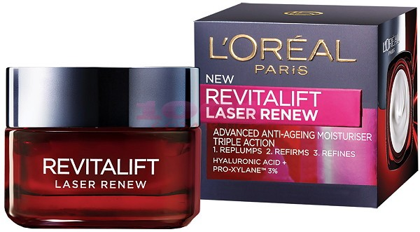 LOREAL REVITALIFT LASER RENEW ADVANCE CREMA ANTIRID DE ZI thumbnail