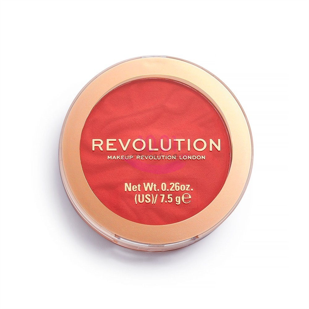MAKEUP REVOLUTION BLUSHER RELOADED POP MY CHERRY