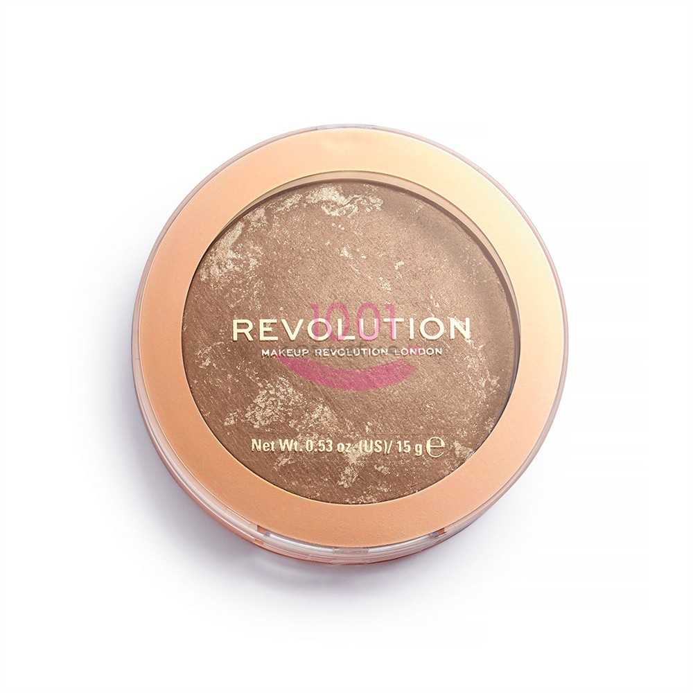MAKEUP REVOLUTION BRONZER RELOADED TAKE A VACANTION