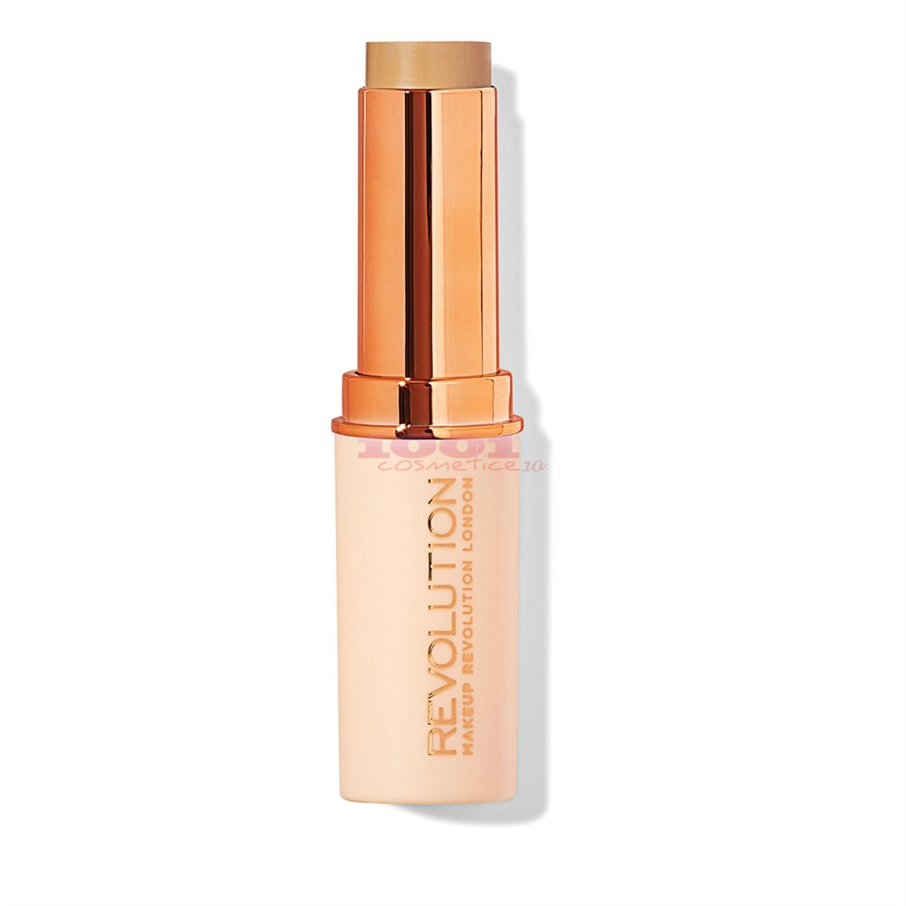 MAKEUP REVOLUTION FAST BASE STICK FOUNDATION FOND DE TEN STICK F10