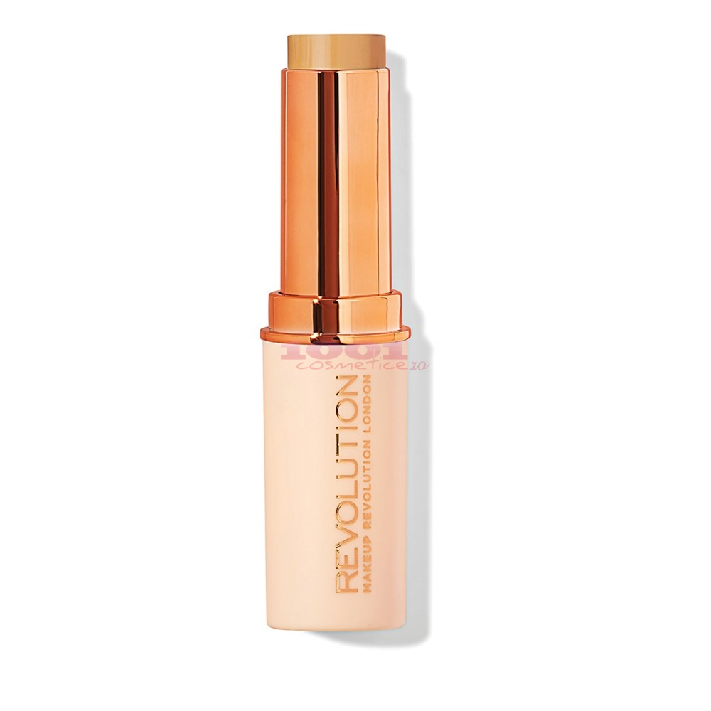 MAKEUP REVOLUTION FAST BASE STICK FOUNDATION FOND DE TEN STICK F5
