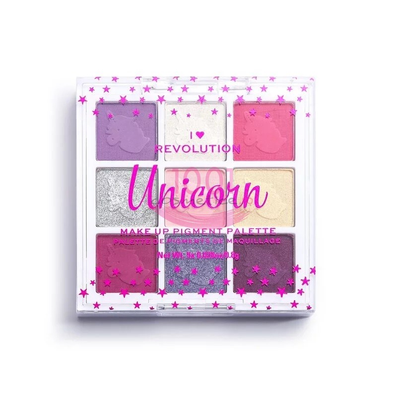 MAKEUP REVOLUTION I HEART REVOLUTION MAKEUP PIGMENT UNICORN