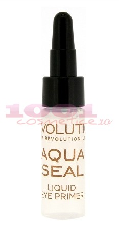 MAKEUP REVOLUTION LONDON AQUA SEAL LIQUID EYE PRIMER BAZA DE MACHIAJ PENTRU OCHI