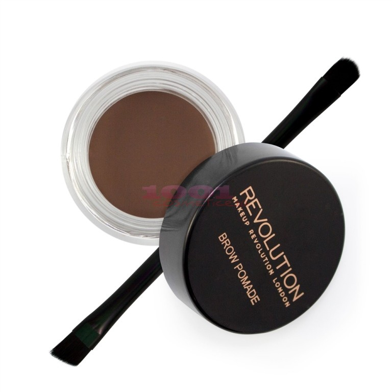 MAKEUP REVOLUTION LONDON BROW POMADE GEL PENTRU SPRACENE CHOCOLATE