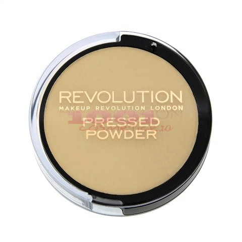 MAKEUP REVOLUTION LONDON PRESSED POWDER PUDRA PORCELAIN SOFT PINK