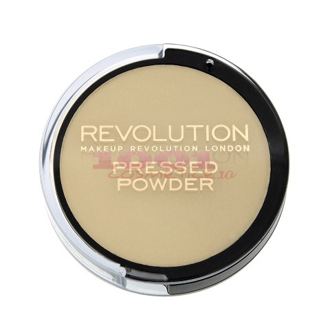 MAKEUP REVOLUTION LONDON PRESSED POWDER PUDRA TRANLUSCENTA