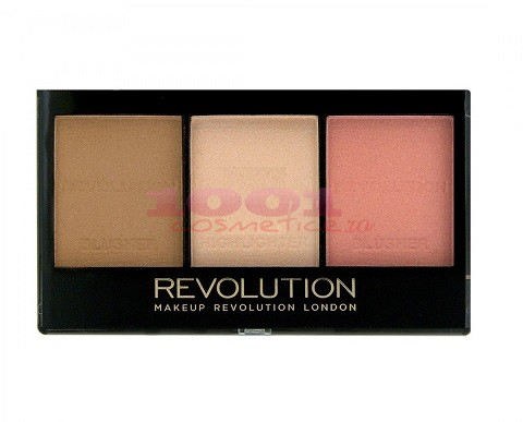 MAKEUP REVOLUTION LONDON ULTRA SCULPT & CONTOUR KIT ULTRA FAIR C01 BLUSH