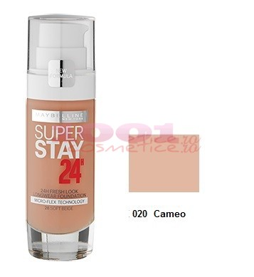 MAYBELLINE AFINITONE SUPER STAY 24H FOND DE TEN CAMEO 20