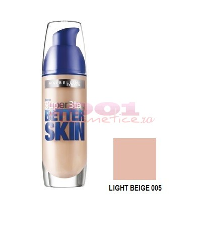 Maybelline Better Skin Fond De Ten Light Beige 005