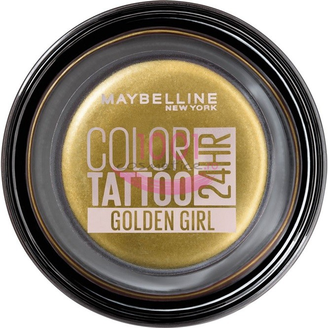 MAYBELLINE COLOR TATTOO 24H EYESHADOW GOLDEN GIRL 200