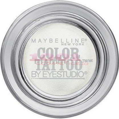 MAYBELLINE COLOR TATTOO 24H EYESHADOW INFINITE WHITE 45