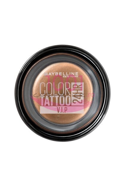 MAYBELLINE COLOR TATTOO 24H EYESHADOW V.I.P. 180
