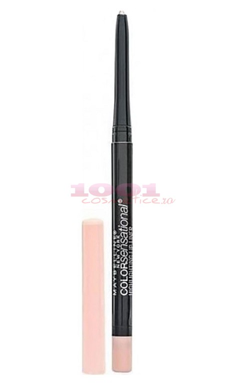 MAYBELLINE COLORSENSATIONAL CREION DE BUZE RETRACTABIL HIGHLIGHTING 01