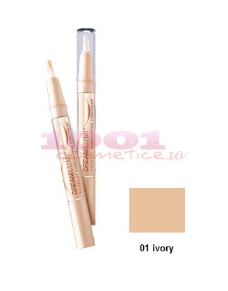MAYBELLINE DREAM LUMI TOUCH CORECTOR IVORY 01
