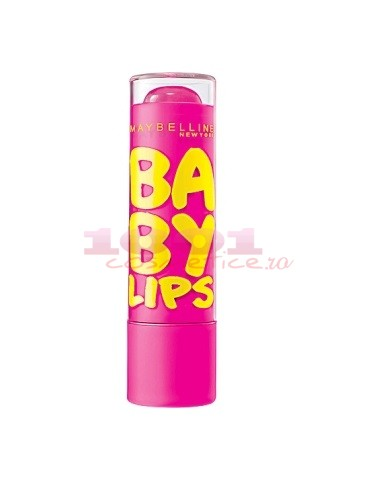 MAYBELLINE NY BABY LIPS BALSAM DE BUZE PINK PUNCH