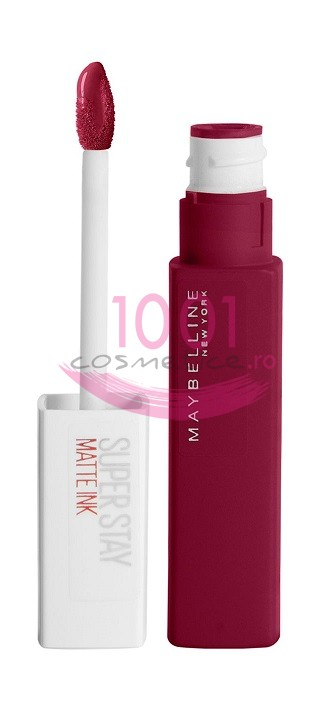 MAYBELLINE SUPERSTAY MATTE INK RUJ LICHID MAT FOUNDER 115