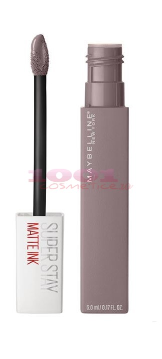 MAYBELLINE SUPERSTAY MATTE INK RUJ LICHID MAT HUNTRESS 90