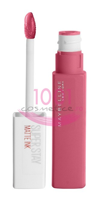 MAYBELLINE SUPERSTAY MATTE INK RUJ LICHID MAT INSPIRED 125