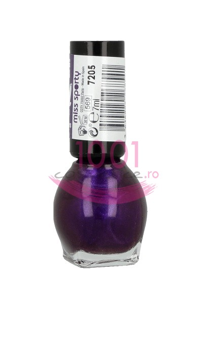 MISS SPORTY GEL SHINE LAC DE UNGHII 569