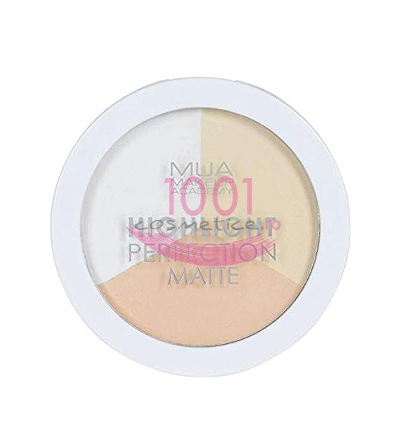MUA MATTE HIGHLIGHTER ILUMINATOR  NATURAL LIGHT