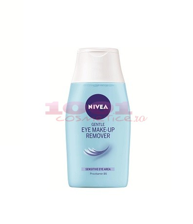 NIVEA GENTLE EYE MAKE-UP REMOVER Demachiant
