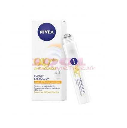 Nivea Q10 Plus Antirid Roll On De Ochi Energizant