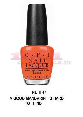 Opi Lac De Unghii A Good Mandarin Is Hard To Find