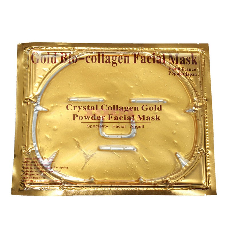 O.TWO.O GOLD BIO COLLAGEN FACIAL MASK MASCA PENTRU FATA