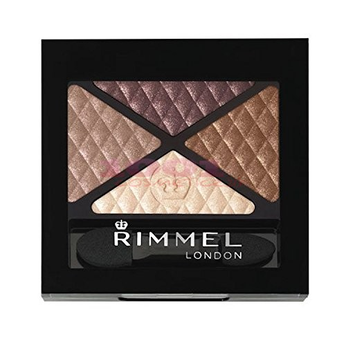 RIMMEL LONDON GLAM EYES FARD DE PLEOAPE SMOKEY BRUN 002