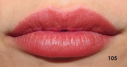 Rimmel London Lasting Finish Matte By Kate Moss Ruj