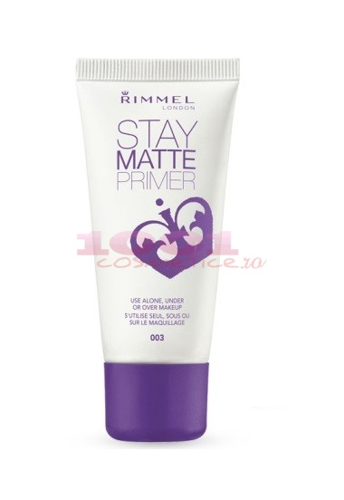 RIMMEL LONDON STAY MATTE PRIMER BAZA DE MACHIAJ