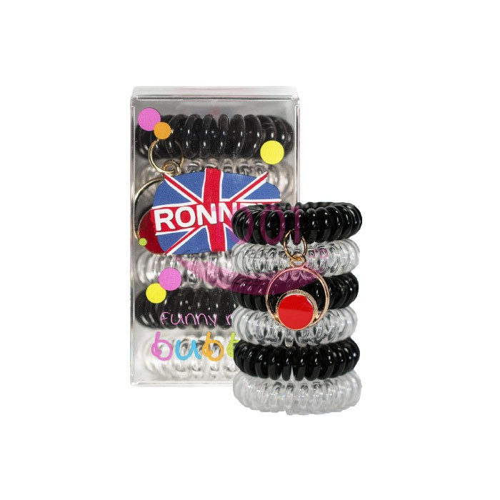 RONNEY PROFESSIONAL FUNNY RING BUBBLE SET 6 INELE DE PAR 13