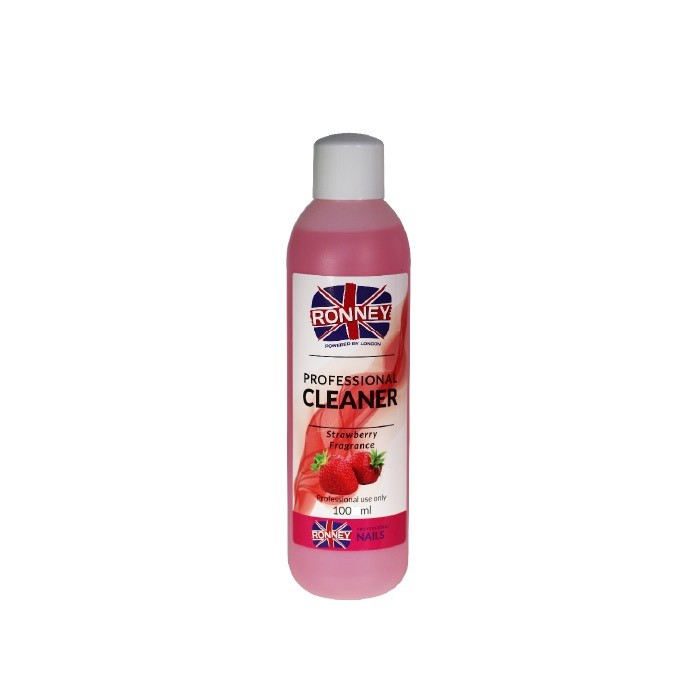Ronney Professional Nail Cleaner Strawberry imagine produs