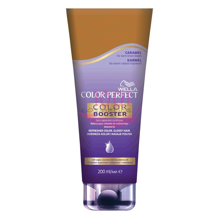 WELLA COLOR PERFECT BOOSTER BALSAM NUANTATOR CULOAREA CARAMEL