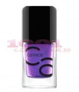 CATRICE ICONAILS GEL LACQUER LAC DE UNGHII IF NOT PURPLE … THEN WHAT? 69