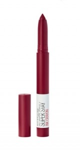 MAYBELLINE SUPER STAY INK CRAYON RUJ DE BUZE REZISTENT MAKE IT HAPPEN 55
