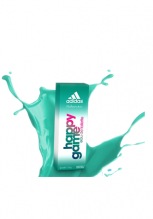 adidas HAPPY GAME EAU DE TOILETTE