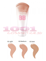 MAYBELLINE BB CREAM DREAM FRESH