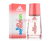 adidas FUN SENSATION EAU DE TOILETTE