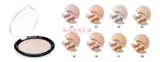 GOLDEN ROSE SILKY TOUCH PUDRA COMPACTA