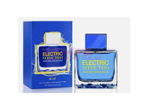 ANTONIO BANDERAS ELECTRIC BLUE SEDUCTION