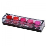 MAKEUP TRADING SWEET KISSES PALETA LIP GLOSS 5 NUANTE