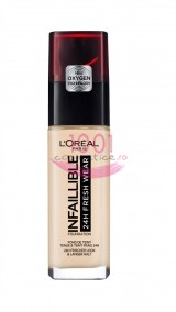 LOREAL INFAILLIBLE 24H FRESH WEAR FOND DE TEN PERLE/PEARL 005