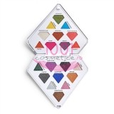 MAKEUP REVOLUTION I HEART REVOLUTION DIAMOND BRIGHT PALETA 20 FARDURI DE PLEOAPE