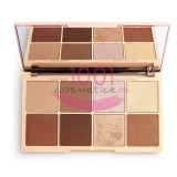 MAKEUP REVOLUTION ROXI ROXXSAURUS HIGHLIGHT AND CONTOUR PALETA MAKEUP