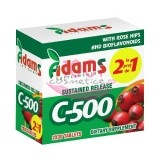 ADAMS SUPPLEMENTS C-500 PACHET 1+1 GRATIS