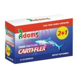ADAMS SUPPLEMENTS CARTI-FLEX CARTILAJ DE RECHIN PACHET 2+1 GRATIS