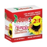 ADAMS SUPPLEMENTS E-400 PACHET 1+1 GRATIS