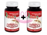 ADAMS SUPPLEMENTS KRILL OIL 500 MG PACHET 2+1 GRATIS